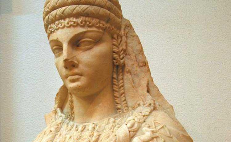 статуя артеміди
