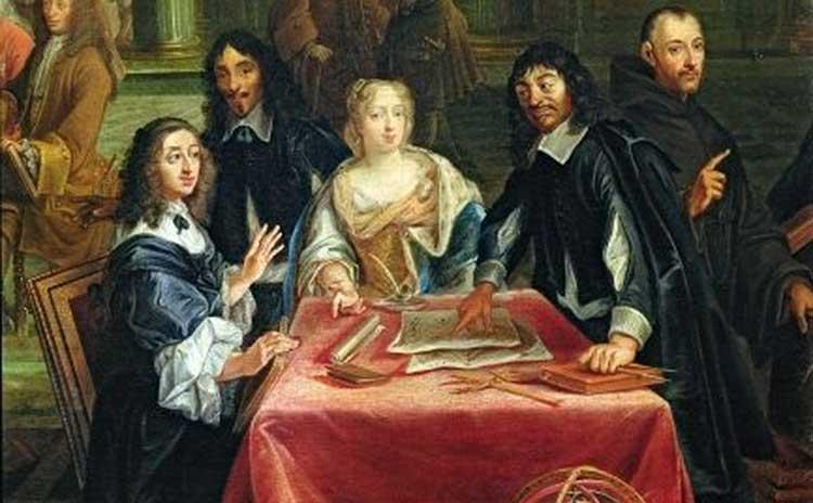 королева швеції христина I, картина