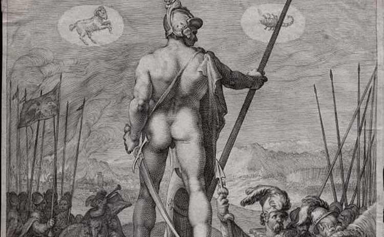арес (марс) бог війни